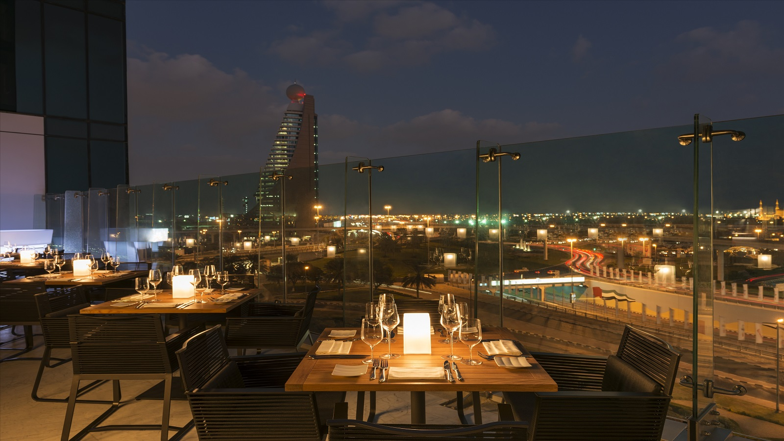 Feast Restaurant at Sheraton Grand Hotel, Dubai